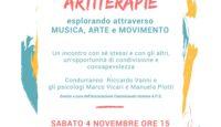 Conoscere le Artiterapie: esplorando attraverso Musica Arte e Movimento