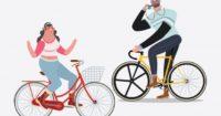 IN BICI SICURI – Il contributo della psicologia del traffico