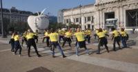 Milano respira! Un flashmob bioenergetico per commemorare la morte di Lowen